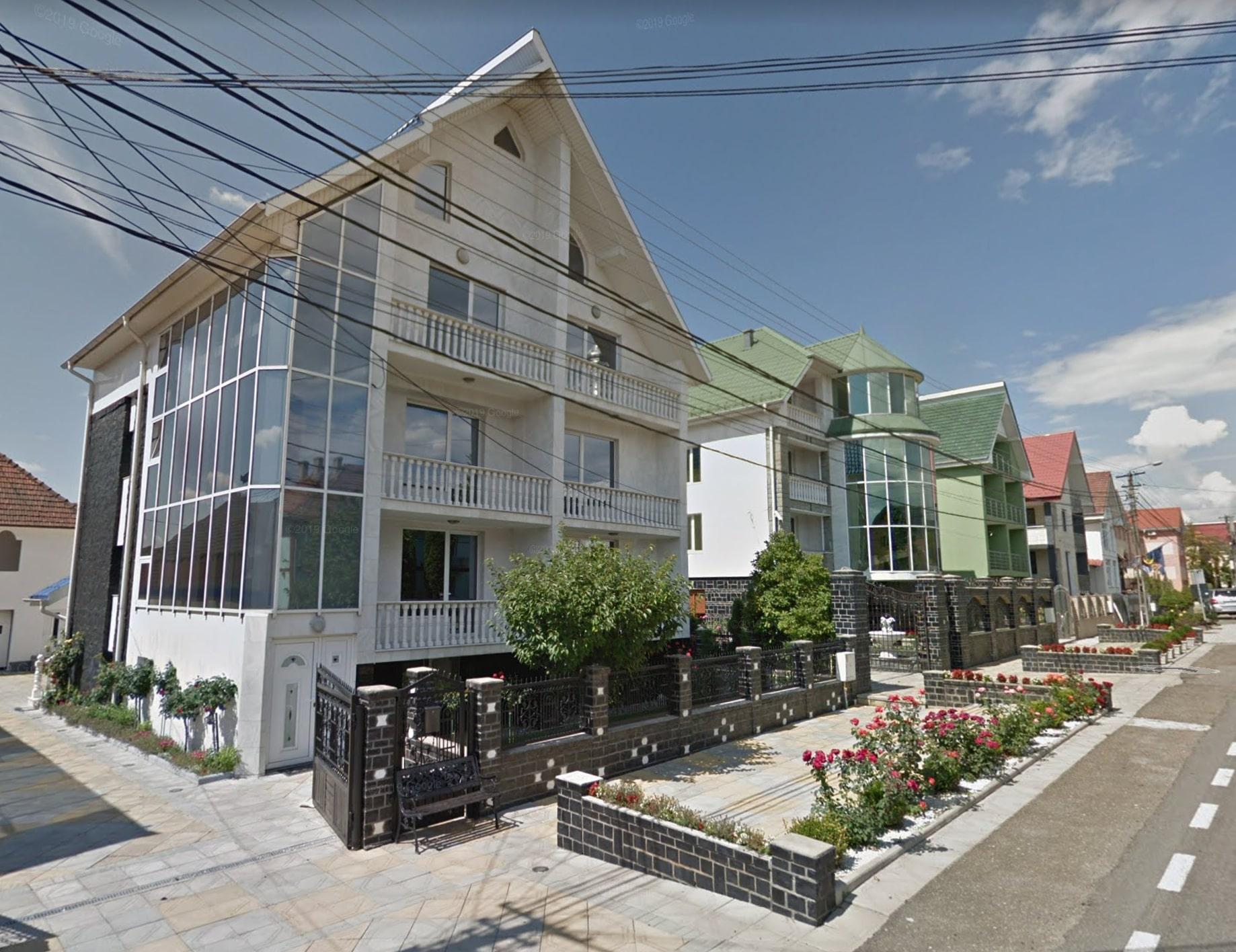 Maison de Certeze (Google street view)